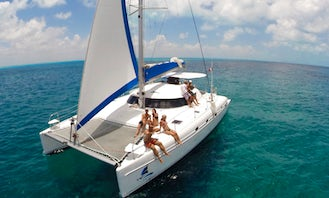 40 Persons 46' Cruising Catamaran in Cancún, Mexico For Charter