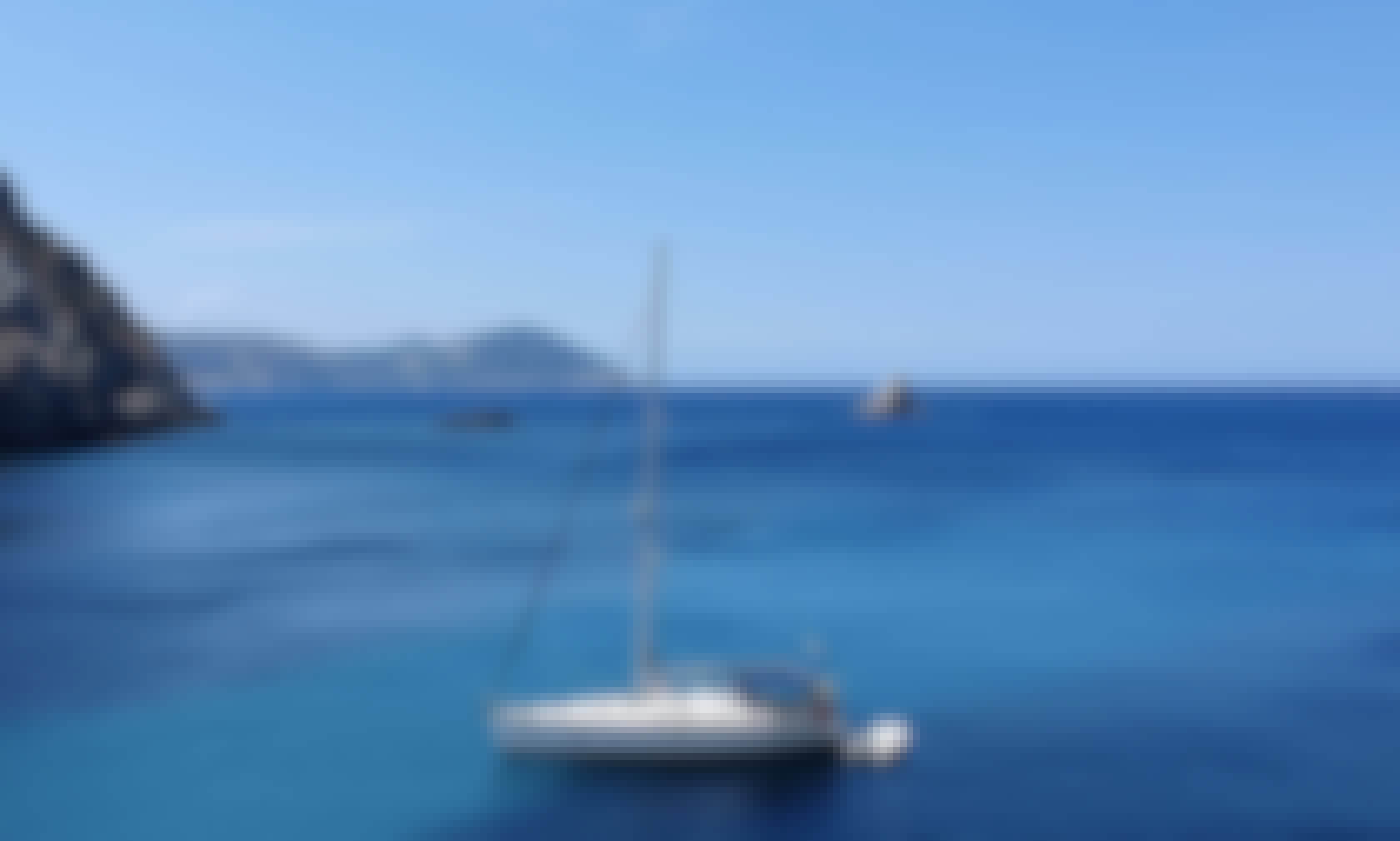 Greece - Discover the Aegean and Cyclades in a gorgeous crewed Bavaria 47 with ALL-INCLUSIVE SERVICE