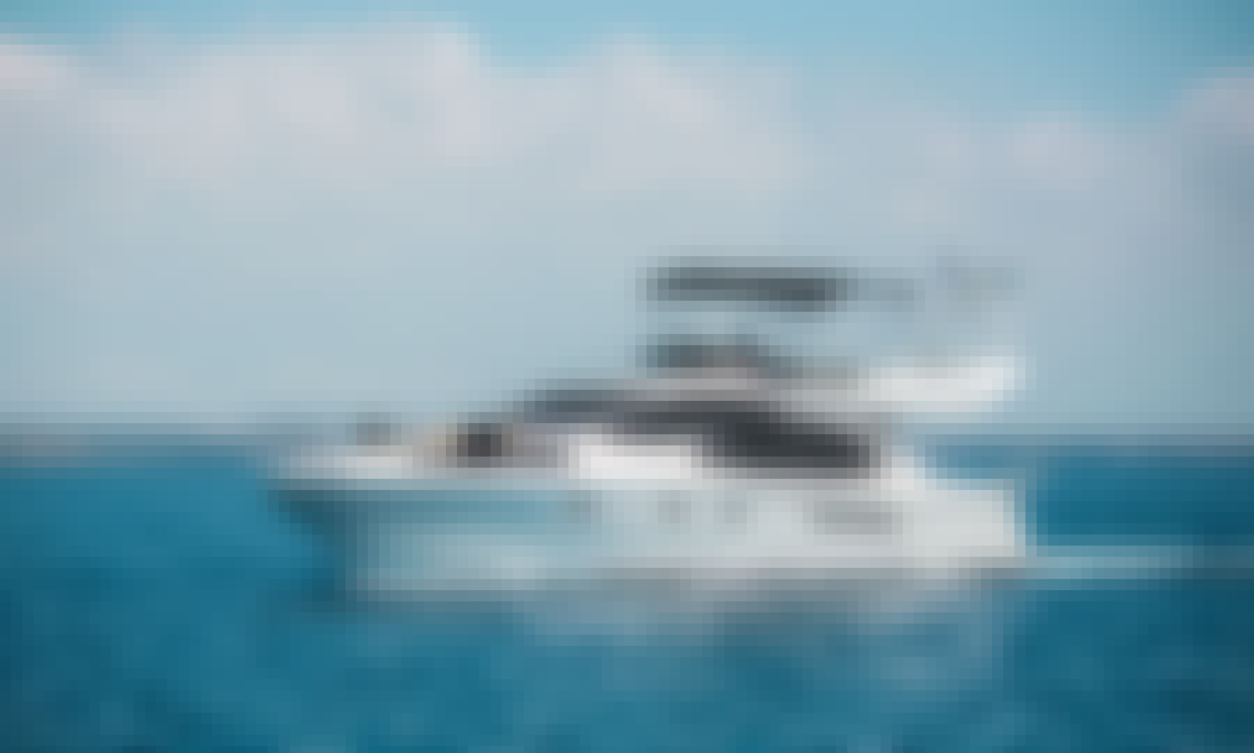 Charter 49' Azimut Motor Yacht in Larnaca, Cyprus