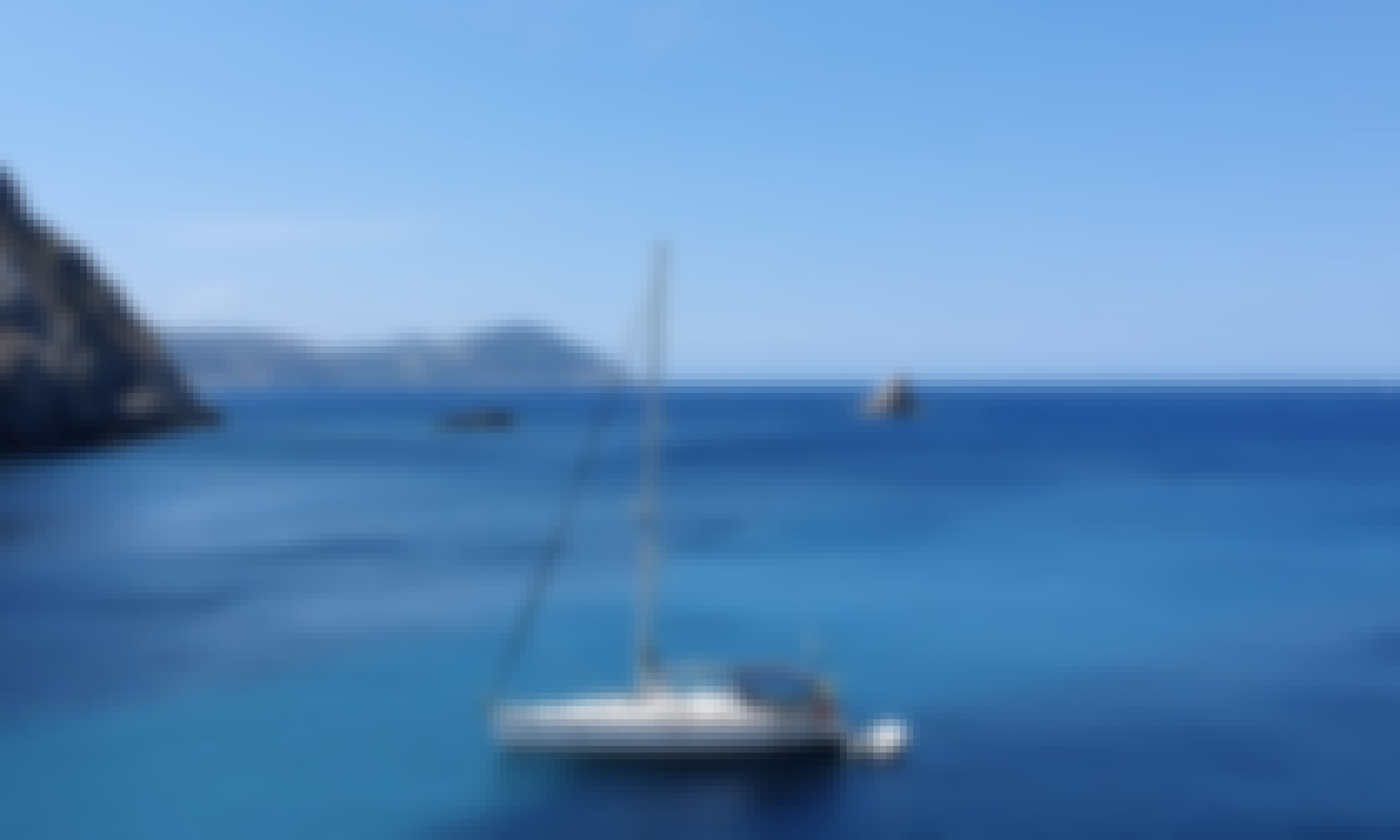 Greece - Discover the Ionian sea from Corfu in a gorgeous crewed Bavaria 47 with ALL-INCLUSIVE SERVICE