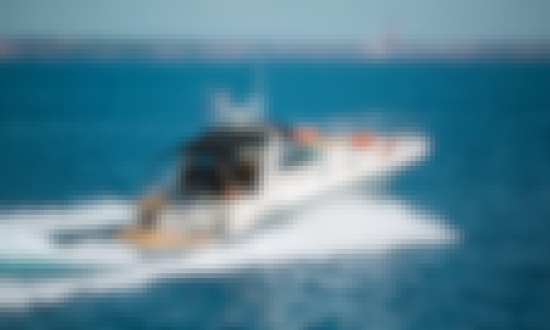 Charter 46' Sea Ray Power Mega Yacht in Larnaca, Cyprus