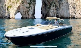 Luxury Boat Itama 40 Motor Yacht in Napoli Italy!