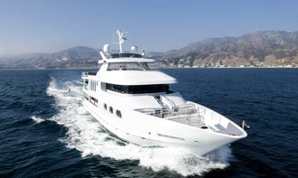 Charter the 143' Superyacht in Newport Beach, California