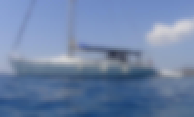 Rent this Beautiful Atlantic 49' Sailboat from Athens