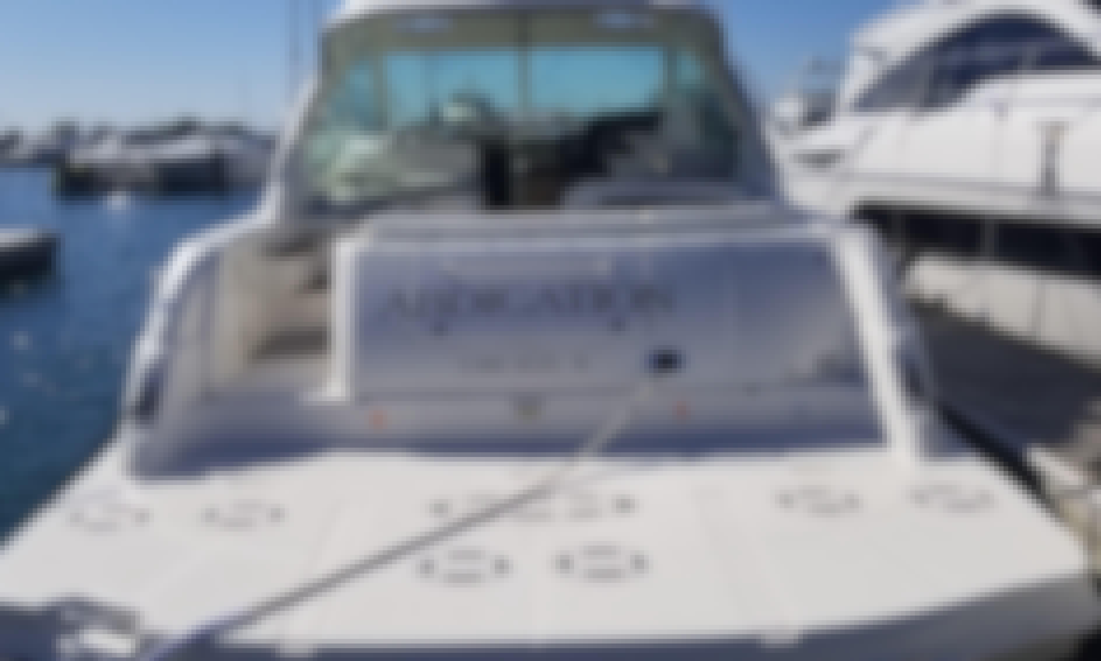 Captained 51' Sea Ray Sundancer Luxury Yacht