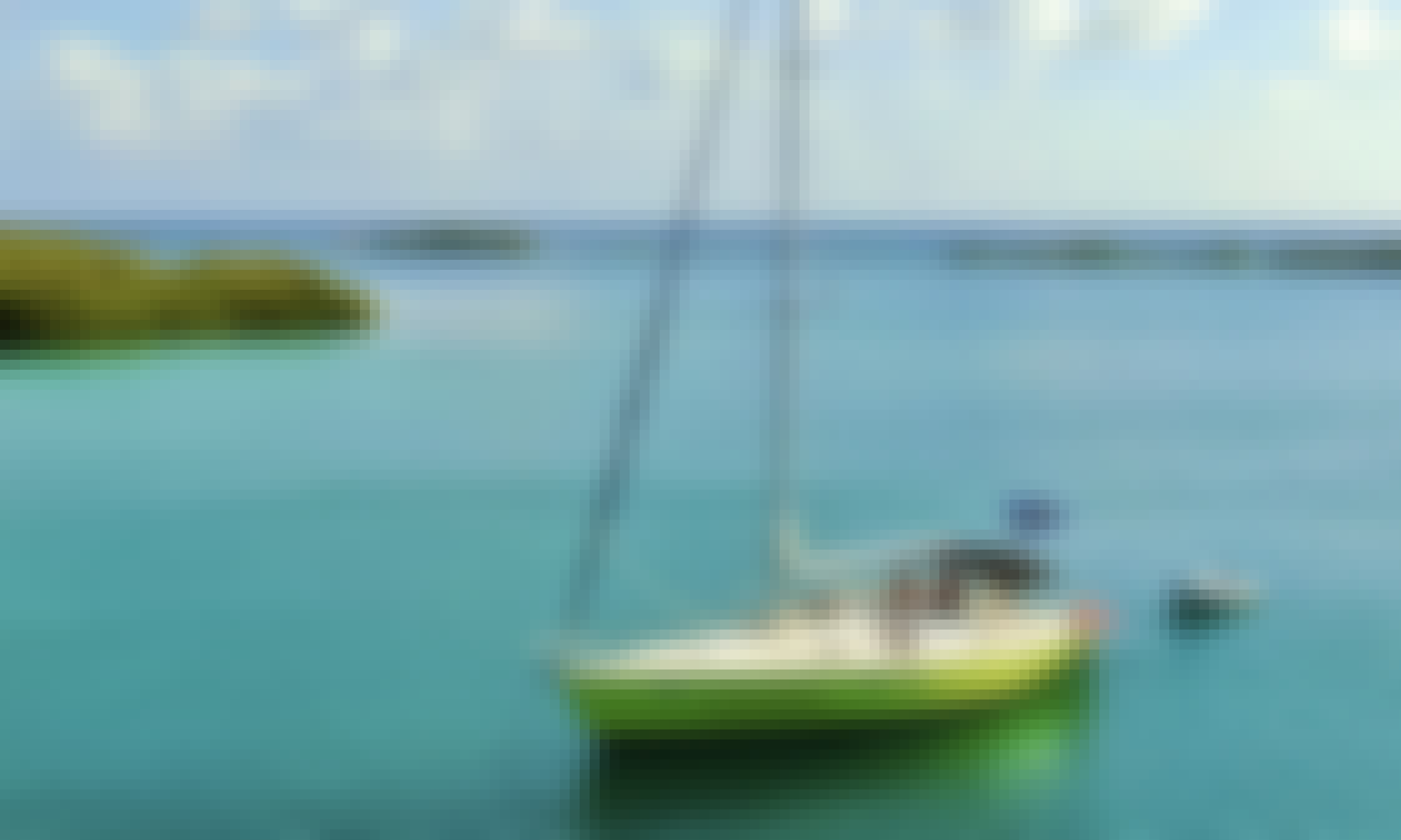 Comfortable Sailing Yacht 48' Kyrie Feeling for Rent in Curacao