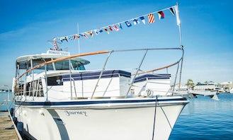 41' Hatteras Luxury Yacht in Huntington Beach, California