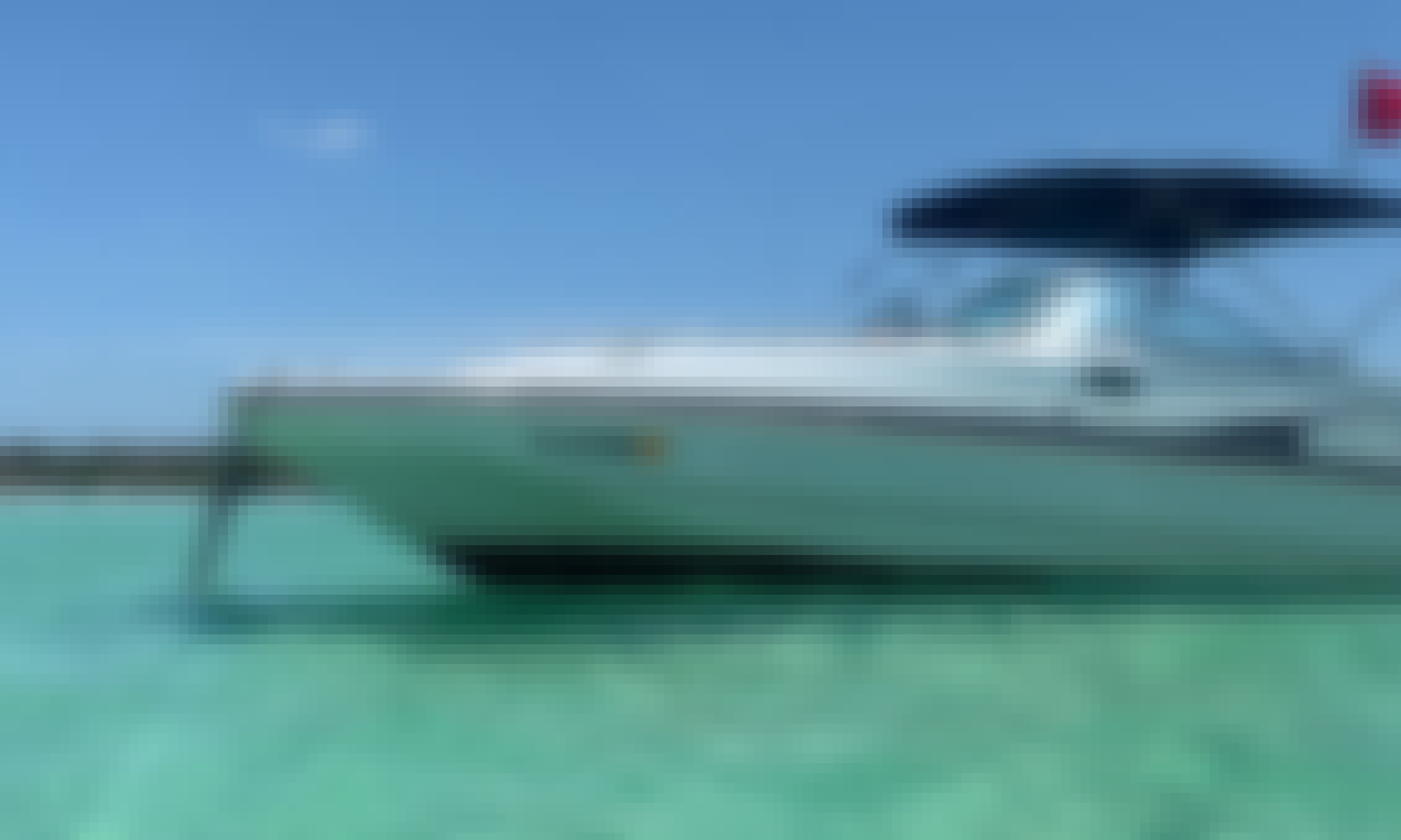 Private Key West 6 Hour Boat Charter - 24' Hurricane **10 AM, 6 hours**