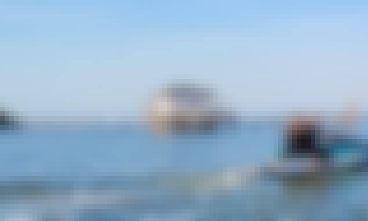 Rent a 2021 SeaDoo GTX and explore with no boundaries