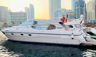 50 Feet Luxury Yacht Cruiser in Dubai