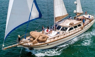 2004 30M Gulet Sailboat for Luxury Charter in Kowloon