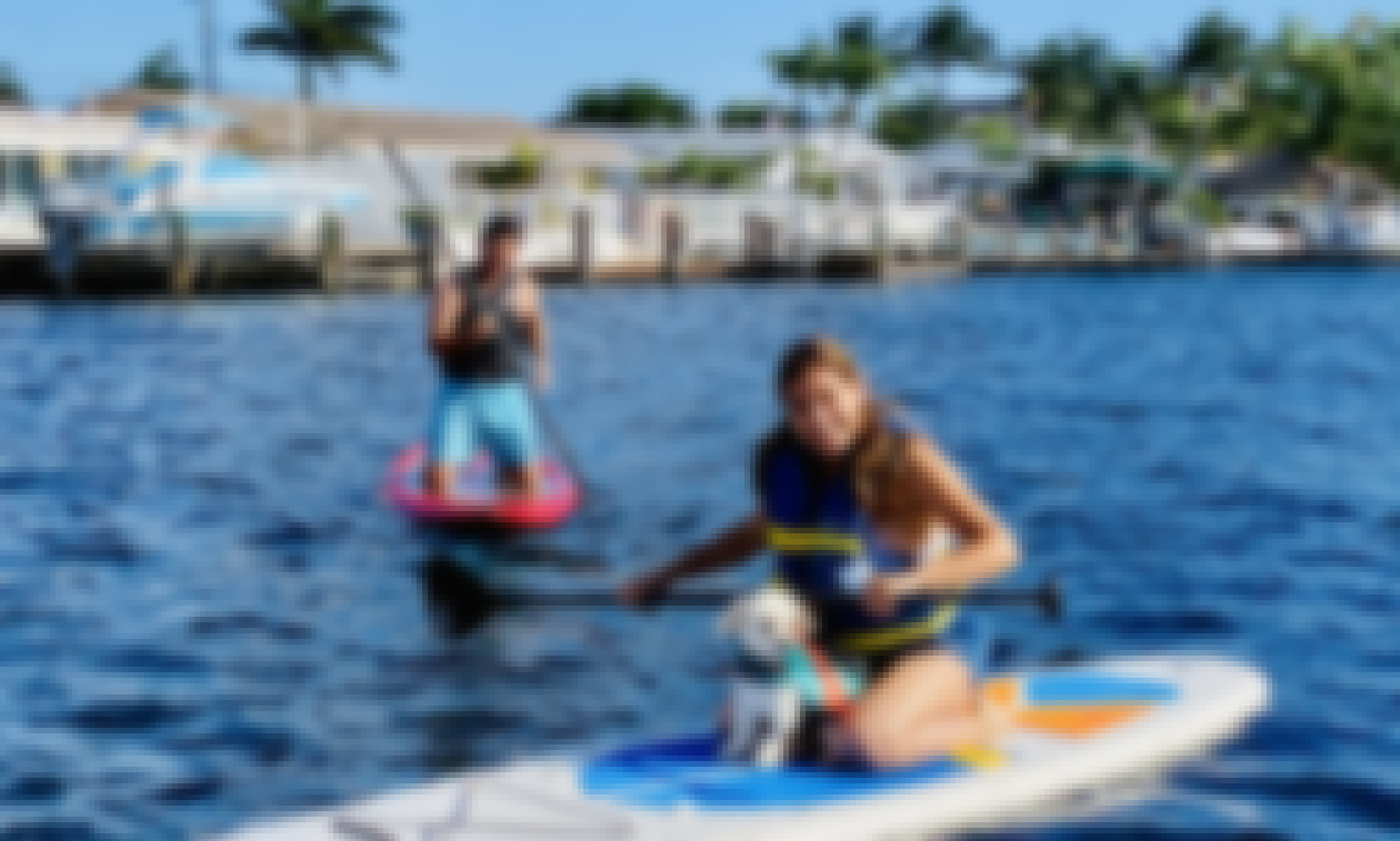 Kayak and Paddle Board Rental in Pompano Beach