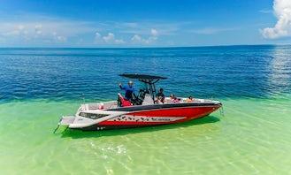 LIFE'S GOOD! FAMILY FUN & FISHING ABOARD Scarab 255 Open ID!!