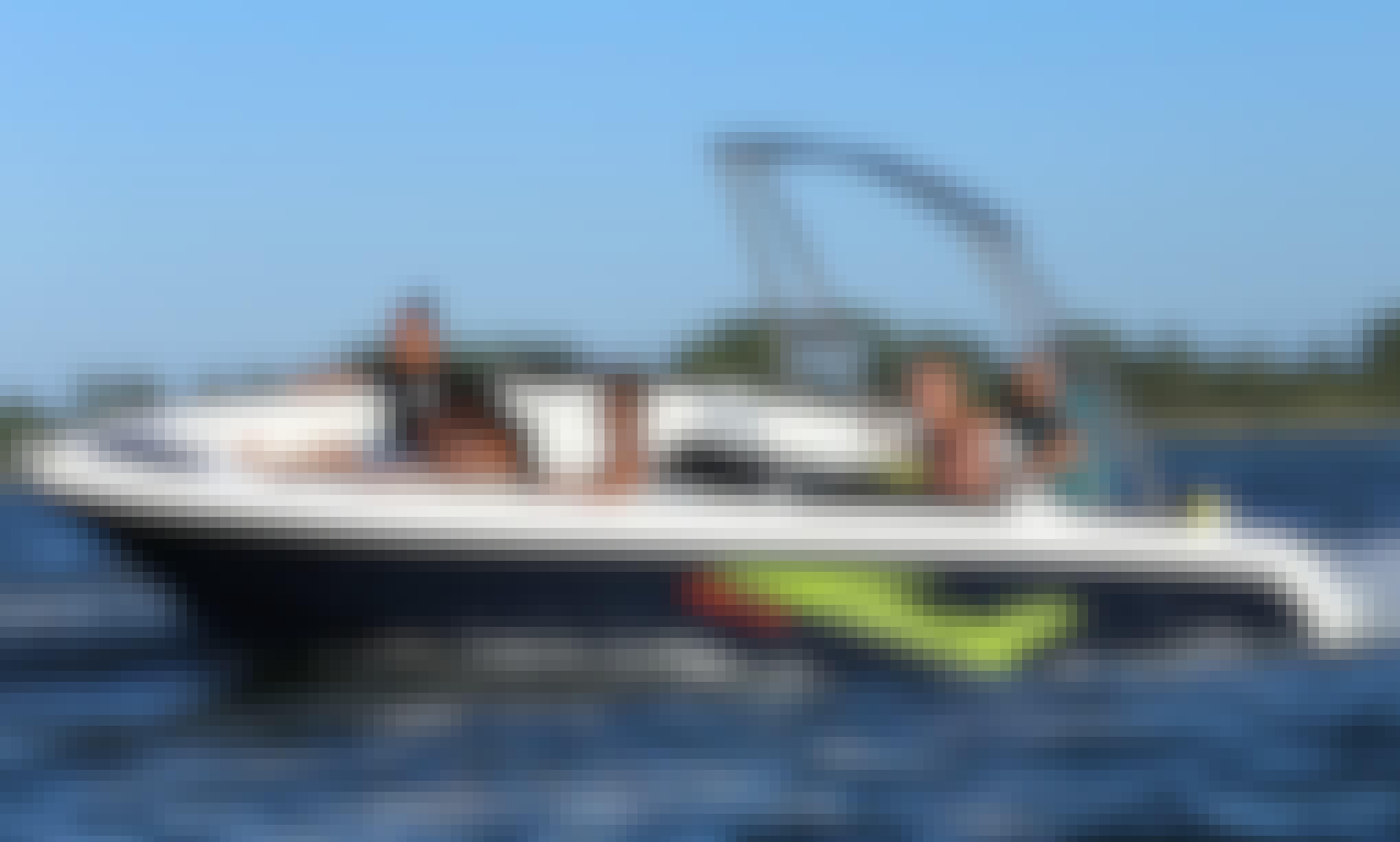 2021 310 Horsepower SEALVER WAKE BOAT RENTAL
