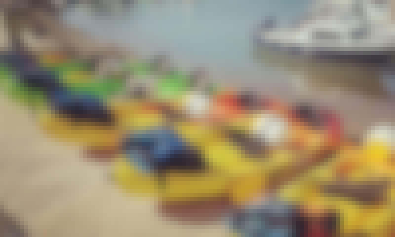 Rent RTM Ocean Duo Kayak in Sali