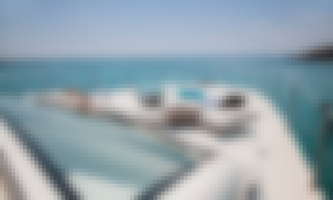 ALFAMARINE 50FT. OPEN | PRIVATE DAILY & MULTI-DAY CRUISES |