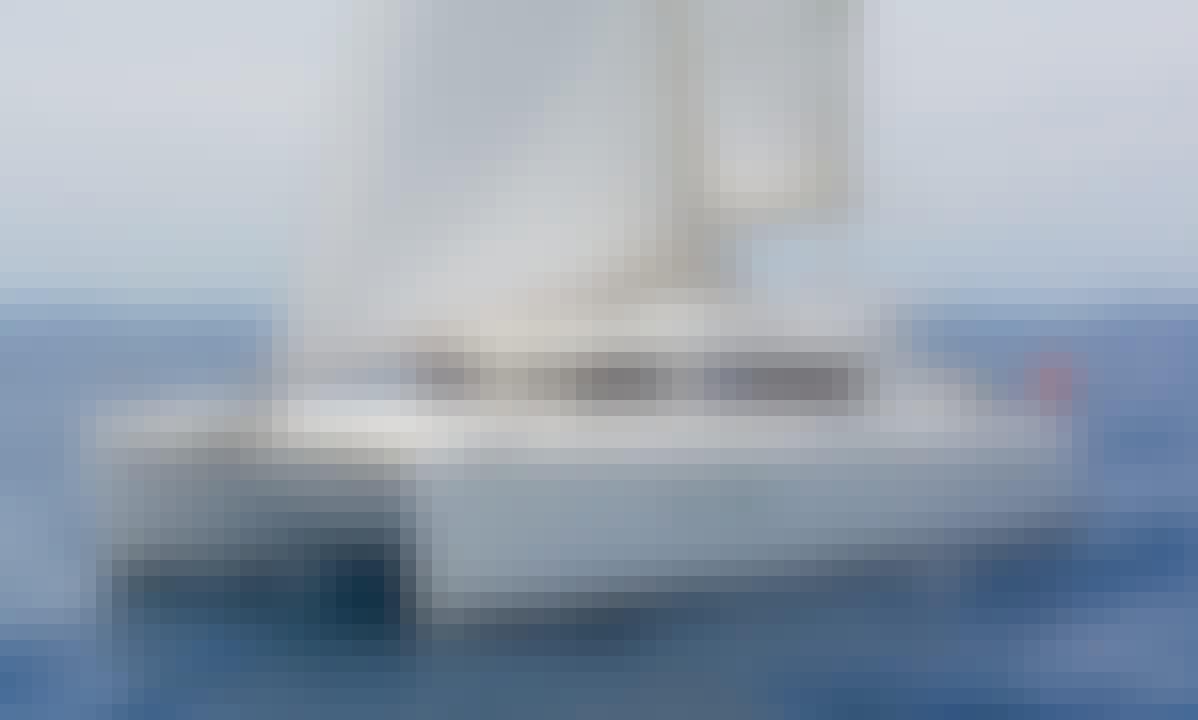 Lagoon 421 Cruising Catamaran Rental in Athens, Alimos
