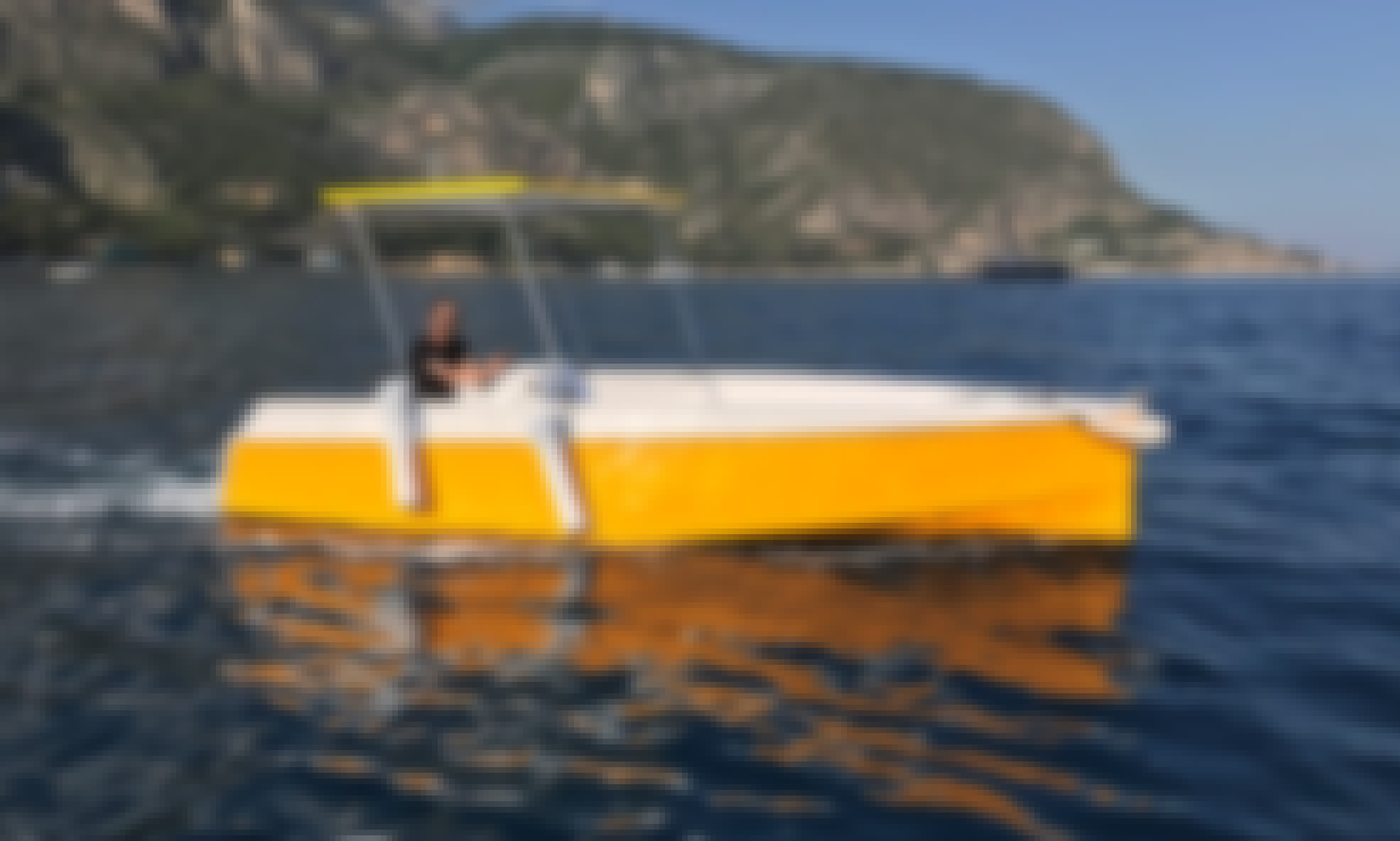 Lagon 55 Small Solarboat - Operate Without licence
