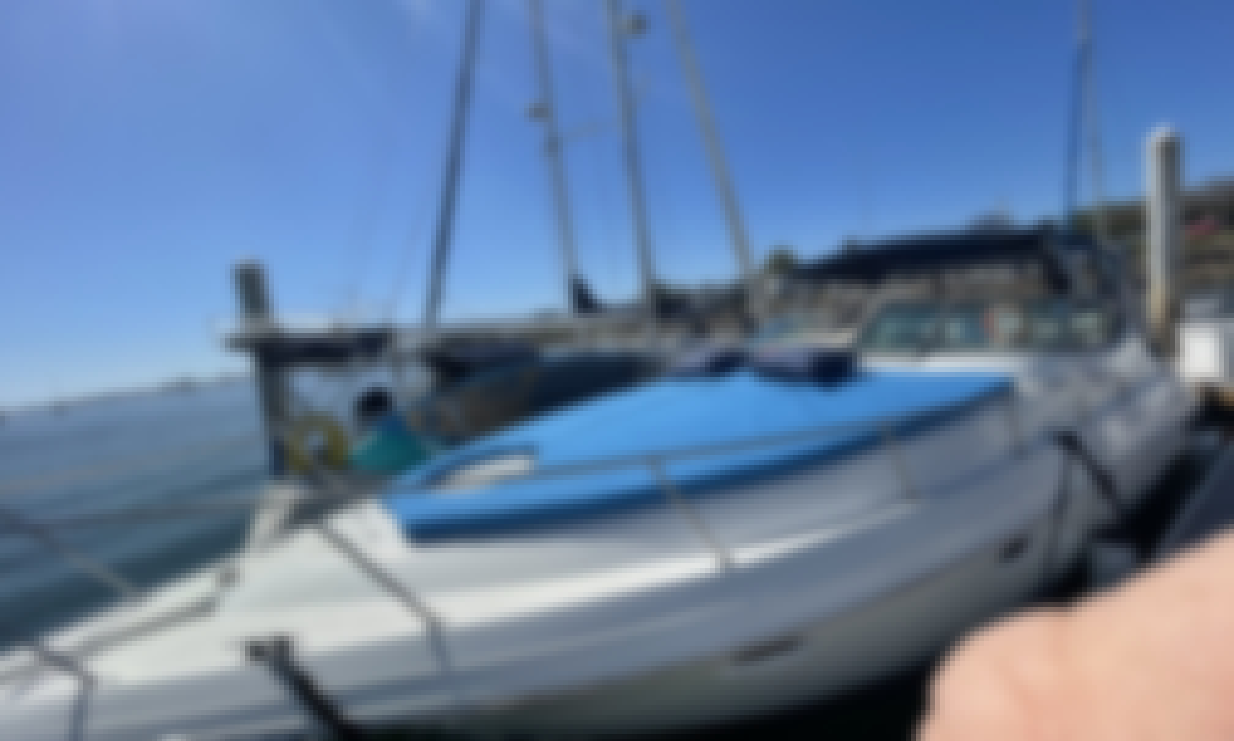Licensed Captain, Private Yacht - Cruise the San Diego Bay!