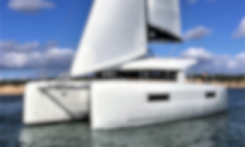 2019 Lagoon 40 Cruising Catamaran Rental in Puerto Vallarta, Mexico