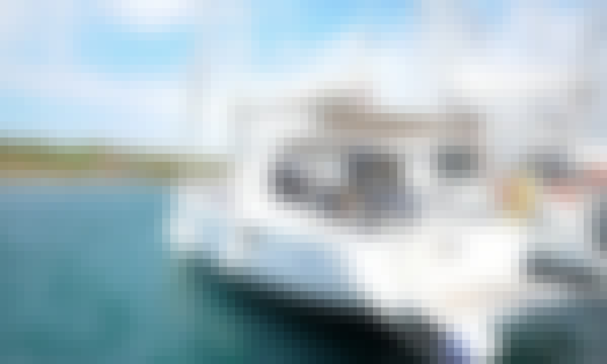 Hanse 385 Sailing Yacht Charter in Lavrio, Greece