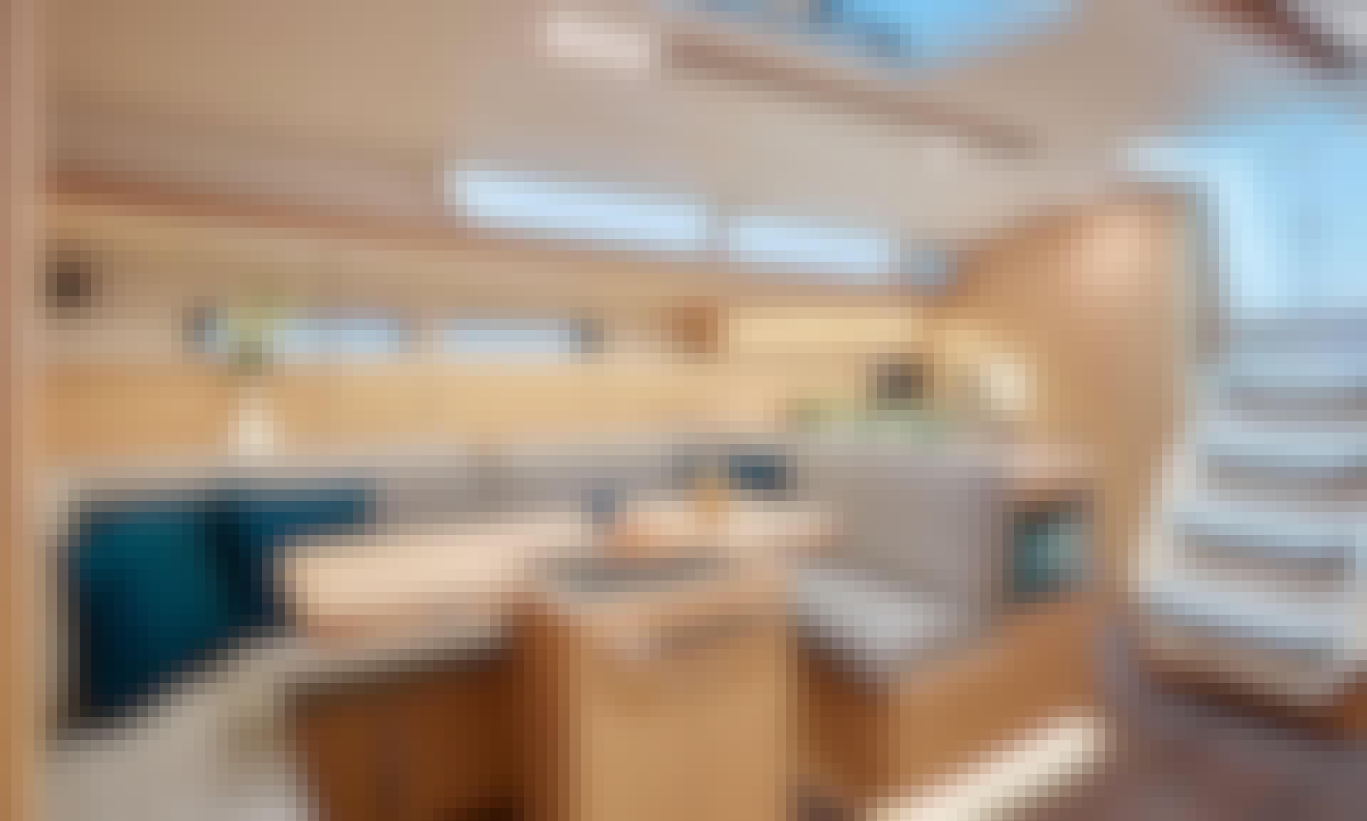 Sun Odyssey 449 Sailing Yacht Charter in Lefkada