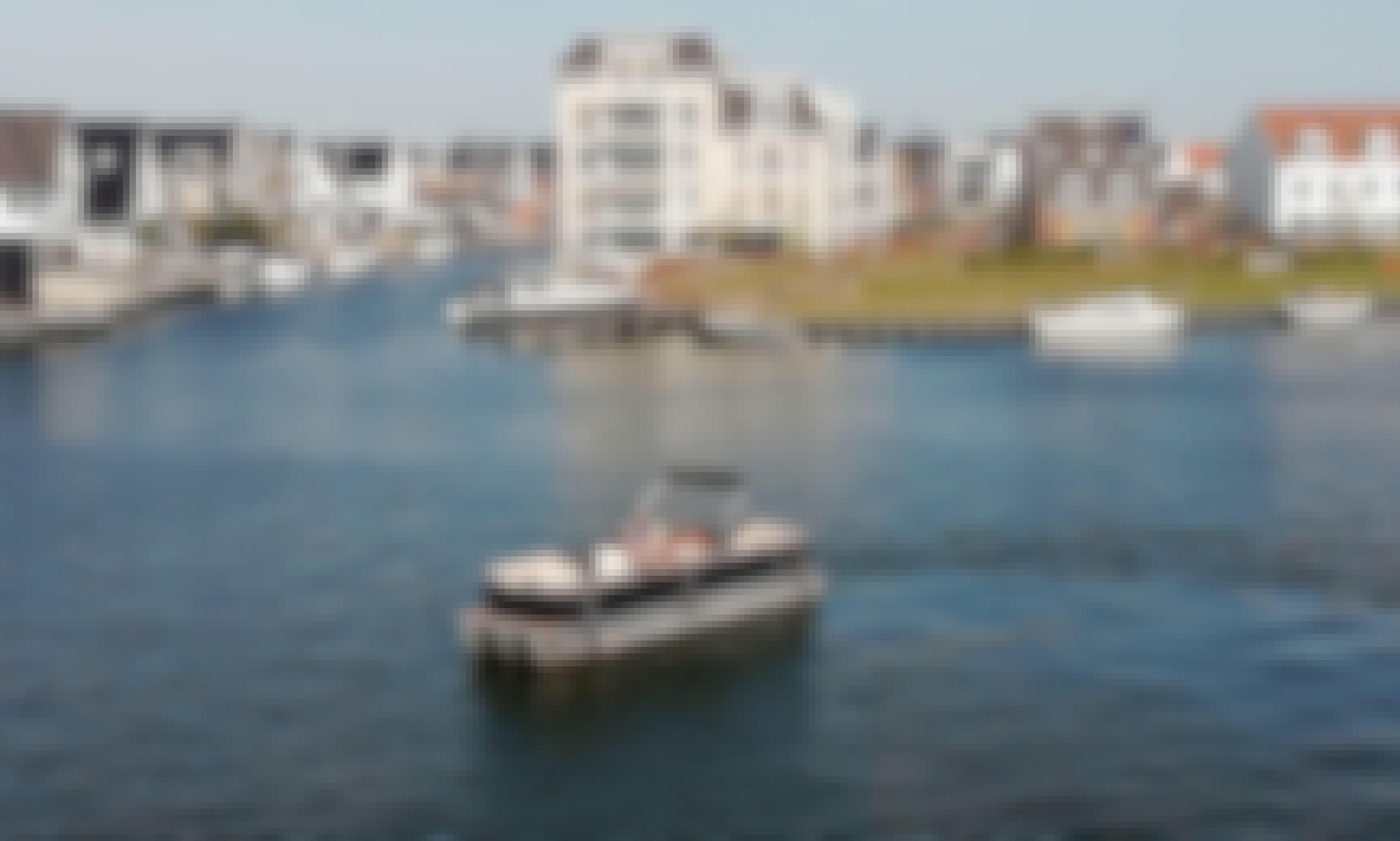 Luxe Loungeboat in Harderwijk inclusief schipper