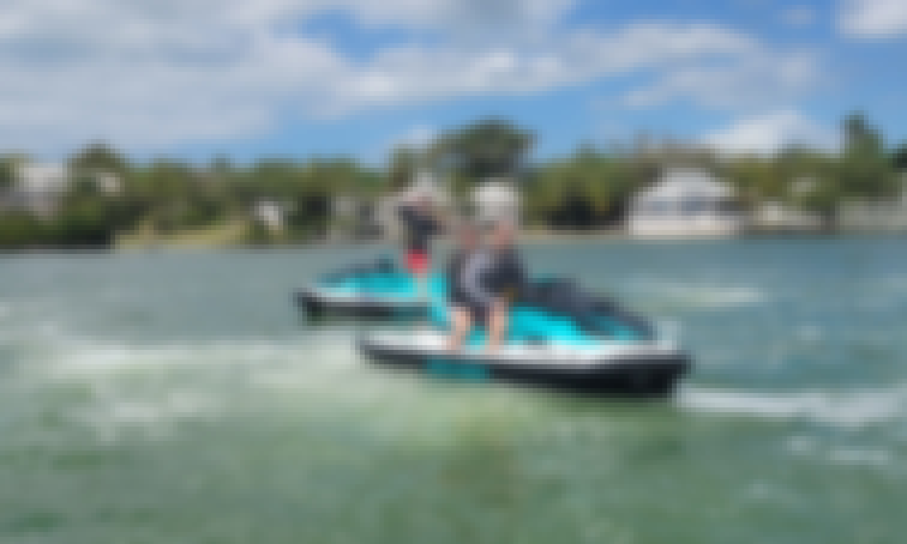2021 SeaDoo GTX Jet Ski Rental Cape Coral