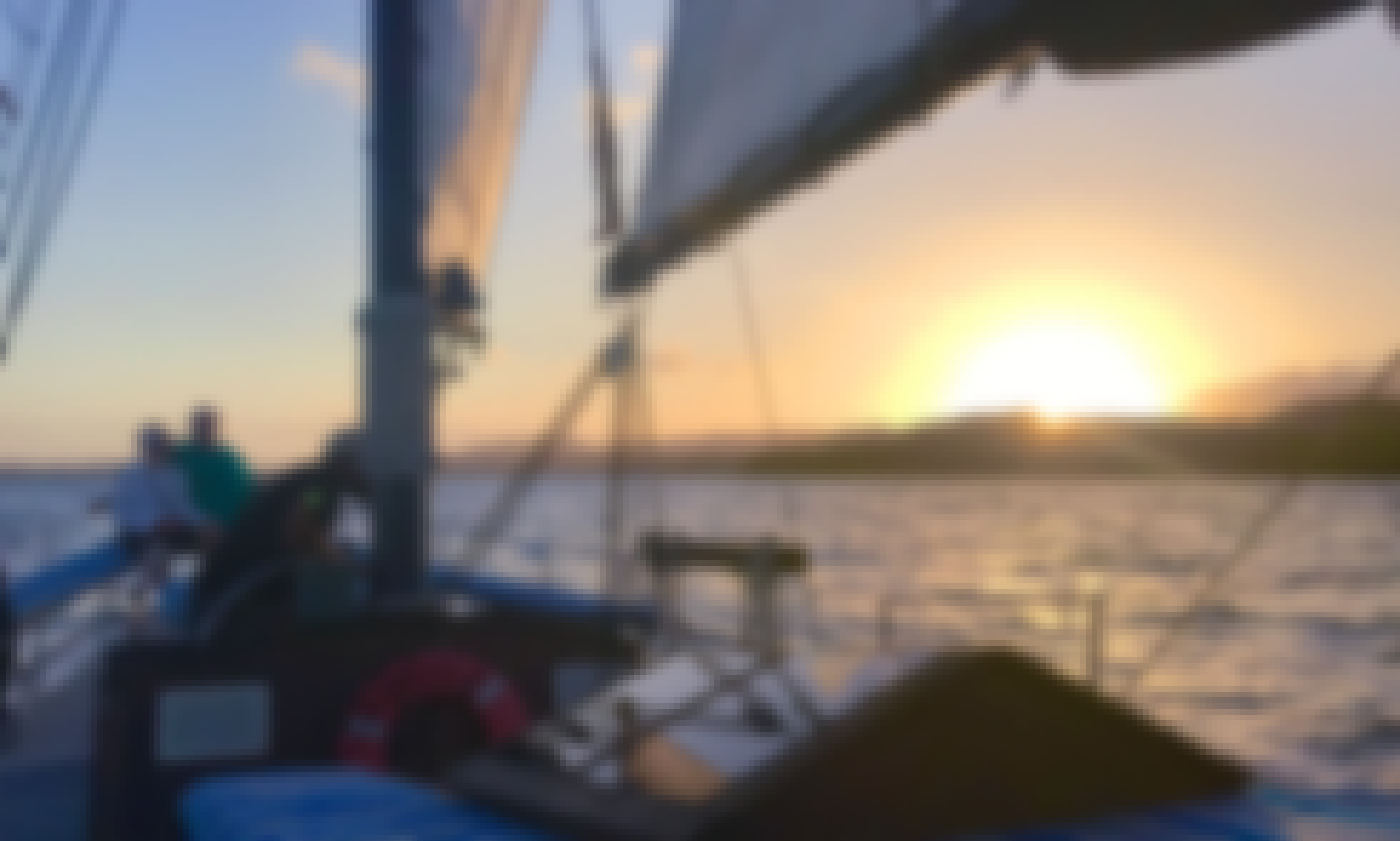 Schooner Rig 44 Sail Pirate Ship Sunset Charter - Fajardo, Puerto Rico