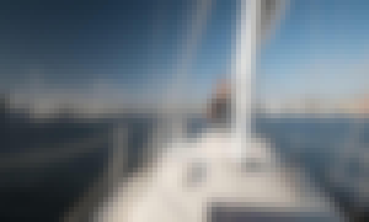 Sailing Trip at $139.99/hr. Lancer 28 Sailboat in Marina Del Rey🕊⛵