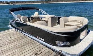 Rent 22ft Avalon Pontoon with Captain on Lake Travis!