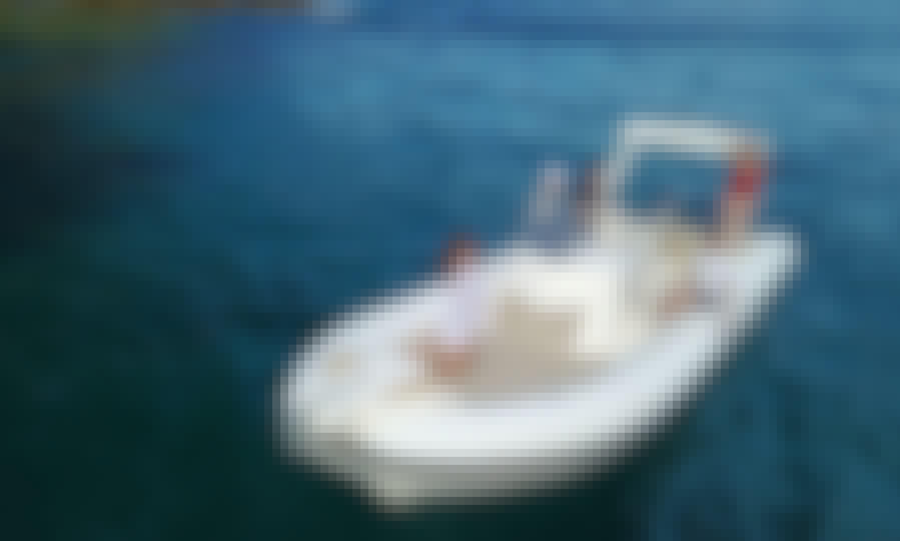 """""""AMALIE"""" Capelli Tempest 850 rental in Eivissa"""