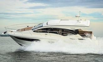 410 Sea Ray Sundancer - Captain & Fuel Included