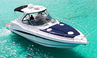 38' Four Winns yacht All-Inclusive Yacht Charter of Riviera Maya