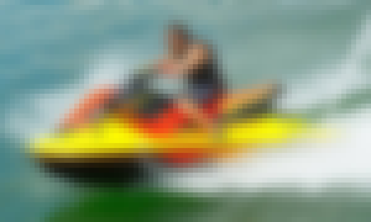 1.5 to 8 hr Jet Ski Rentals (2021 Yamaha EXRs) at Vermilion Marina