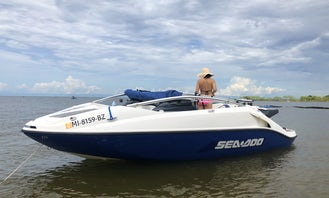 Sea Doo Speedster 200!! Speed, Power, and Fun in New Orleans