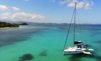 Deluxe Adventure Day Sail - Private Sail Charter in Fajardo, Puerto Rico