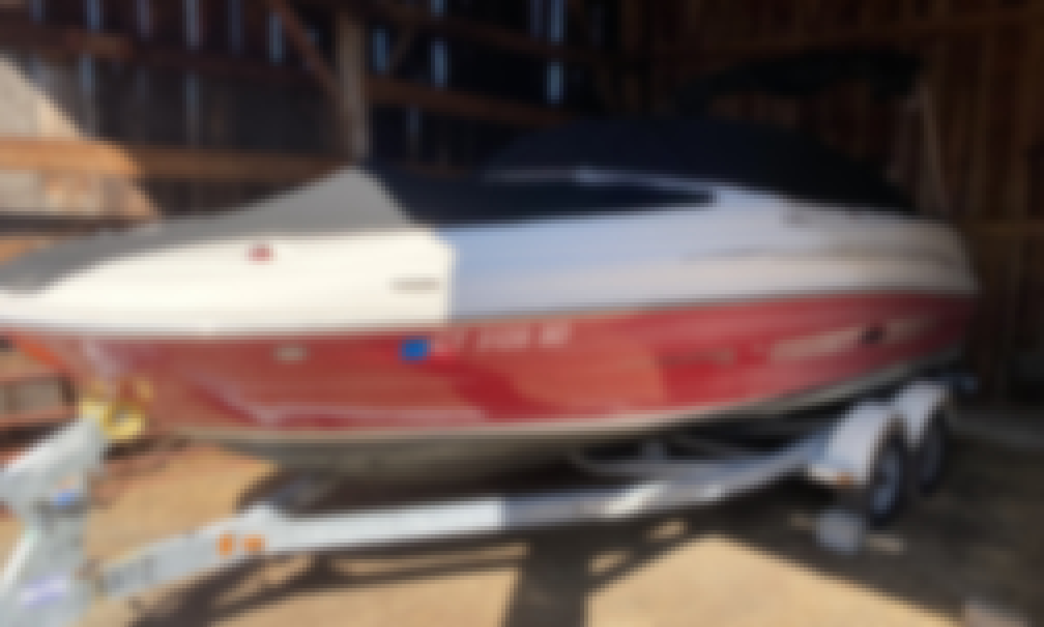 20ft Sea Ray Sundeck Delivered to You