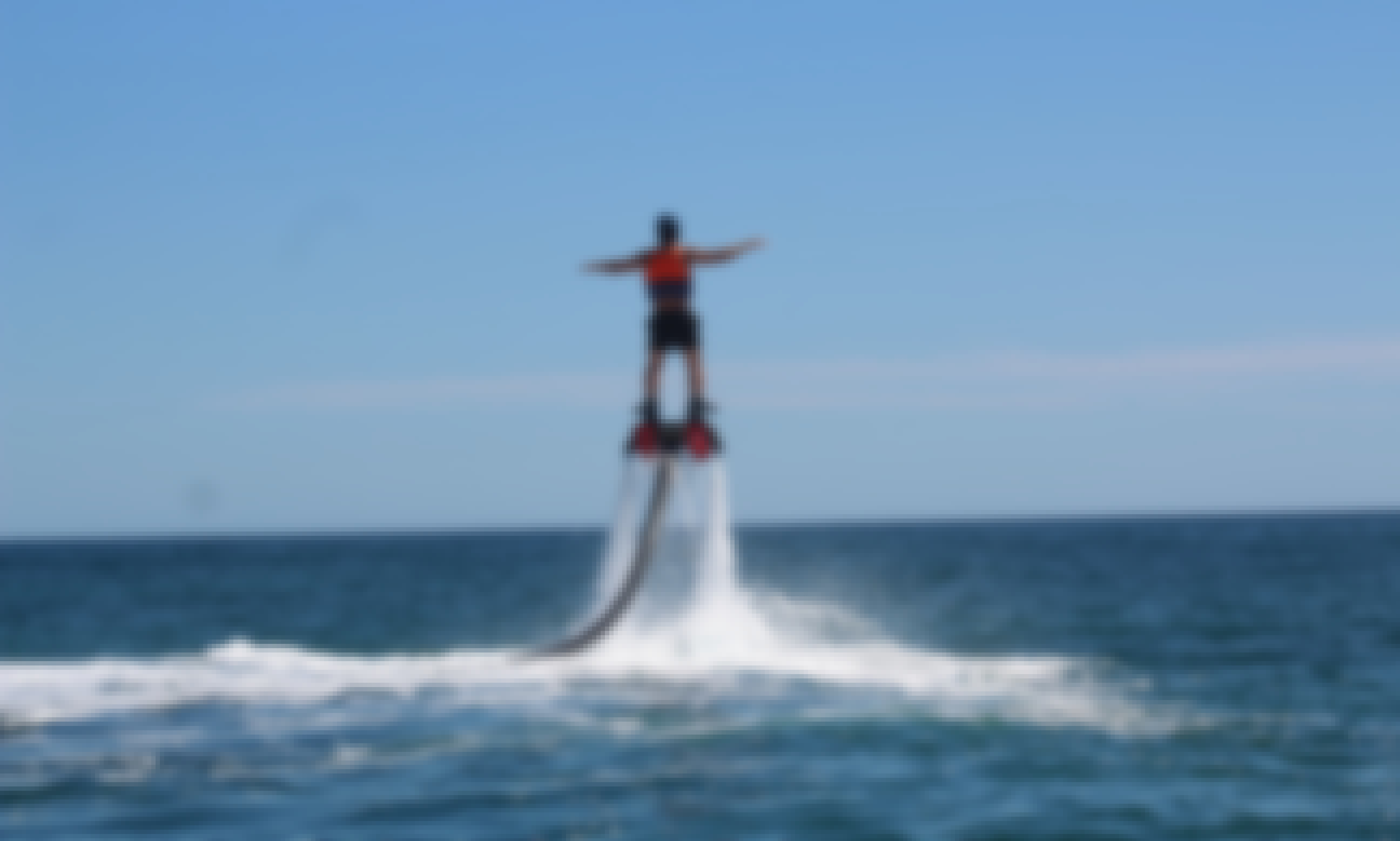 Flyboard Experience, Armacao de Pera, Algarve, Portugal