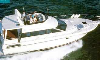 MTC 41' Silverton Yacht on Lake Lewisville $199