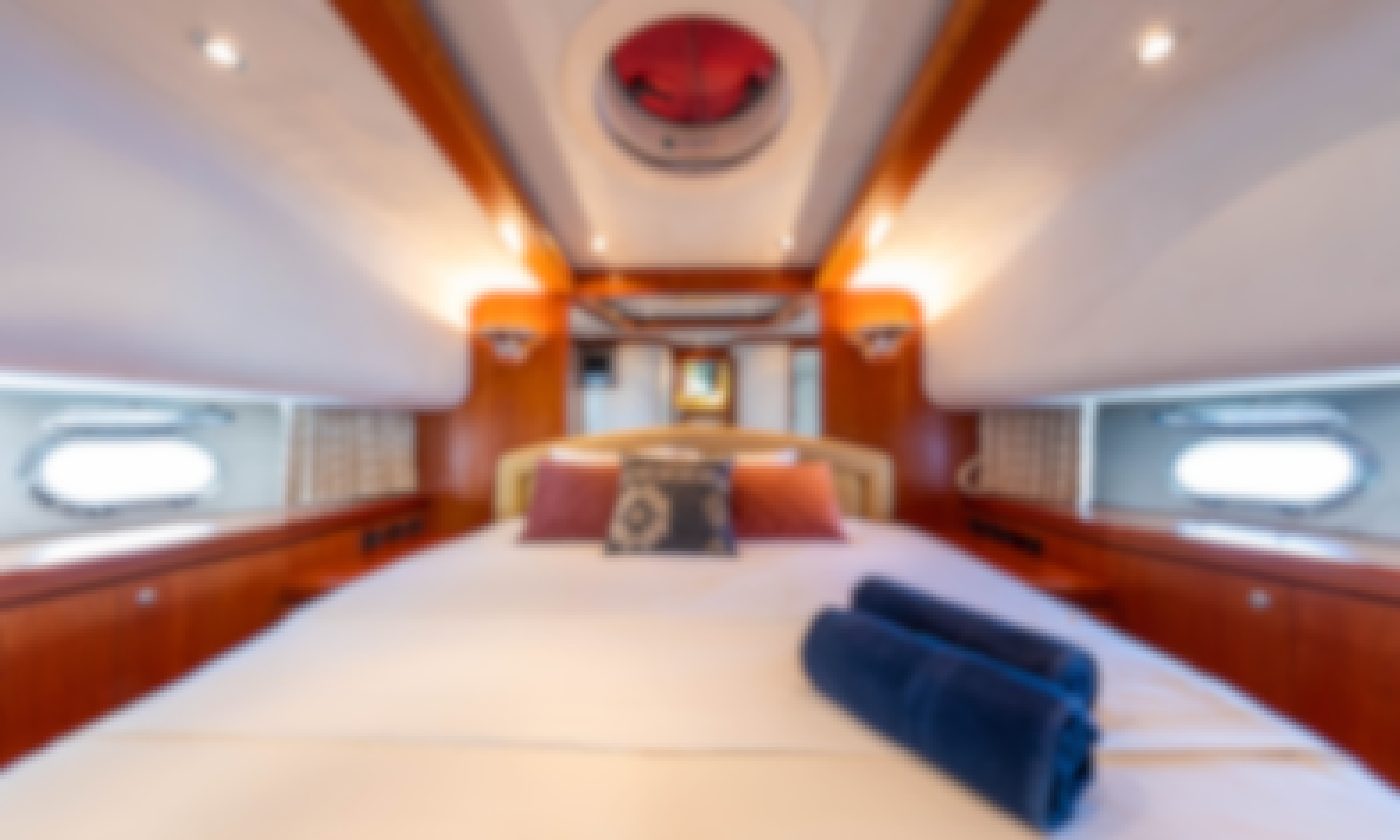 2007 Elegance 64' Yacht Charter in Palma