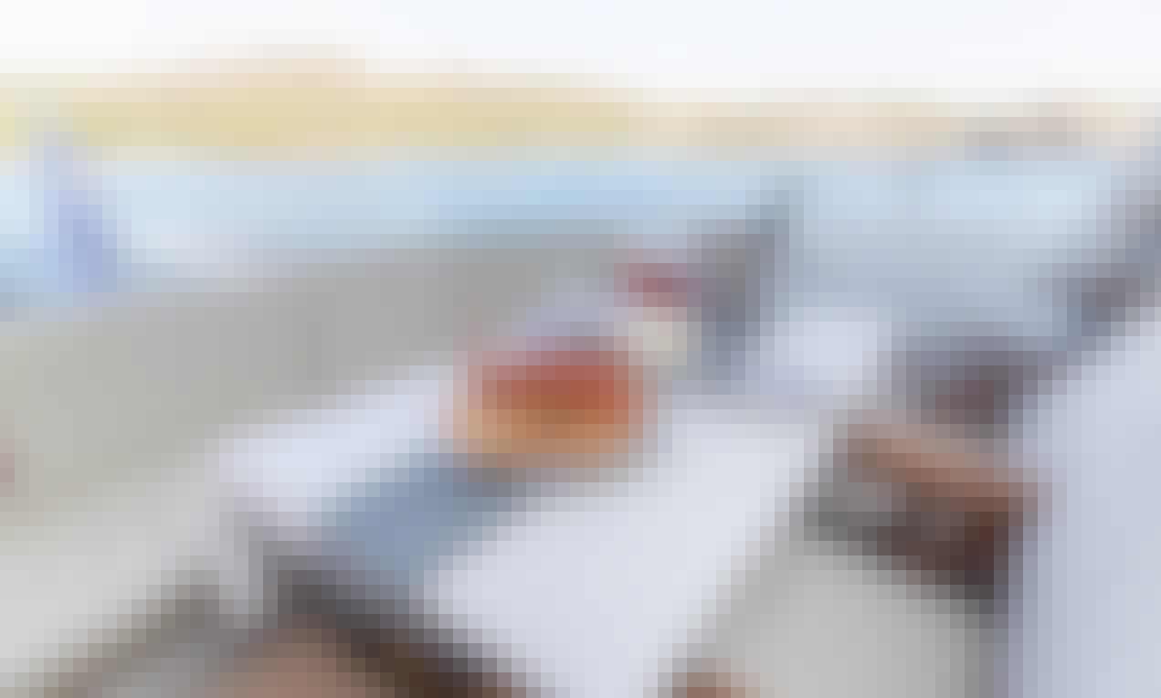 55' Luxury Queen Yacht Rental in Mikonos, Greece