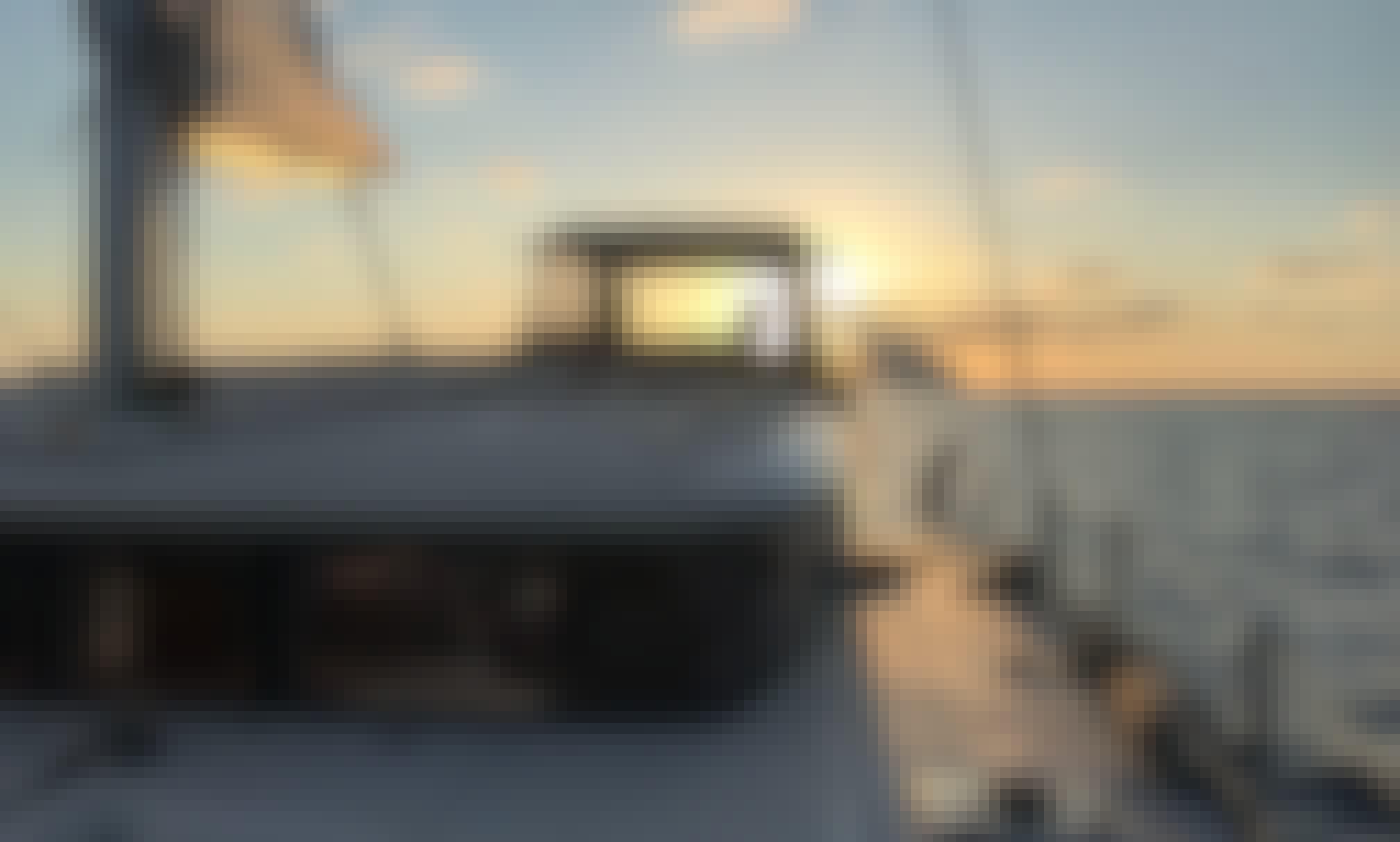 Lagoon 400 S2 Cruising Catamaran Rental in Capo d'Orlando, Sicilia