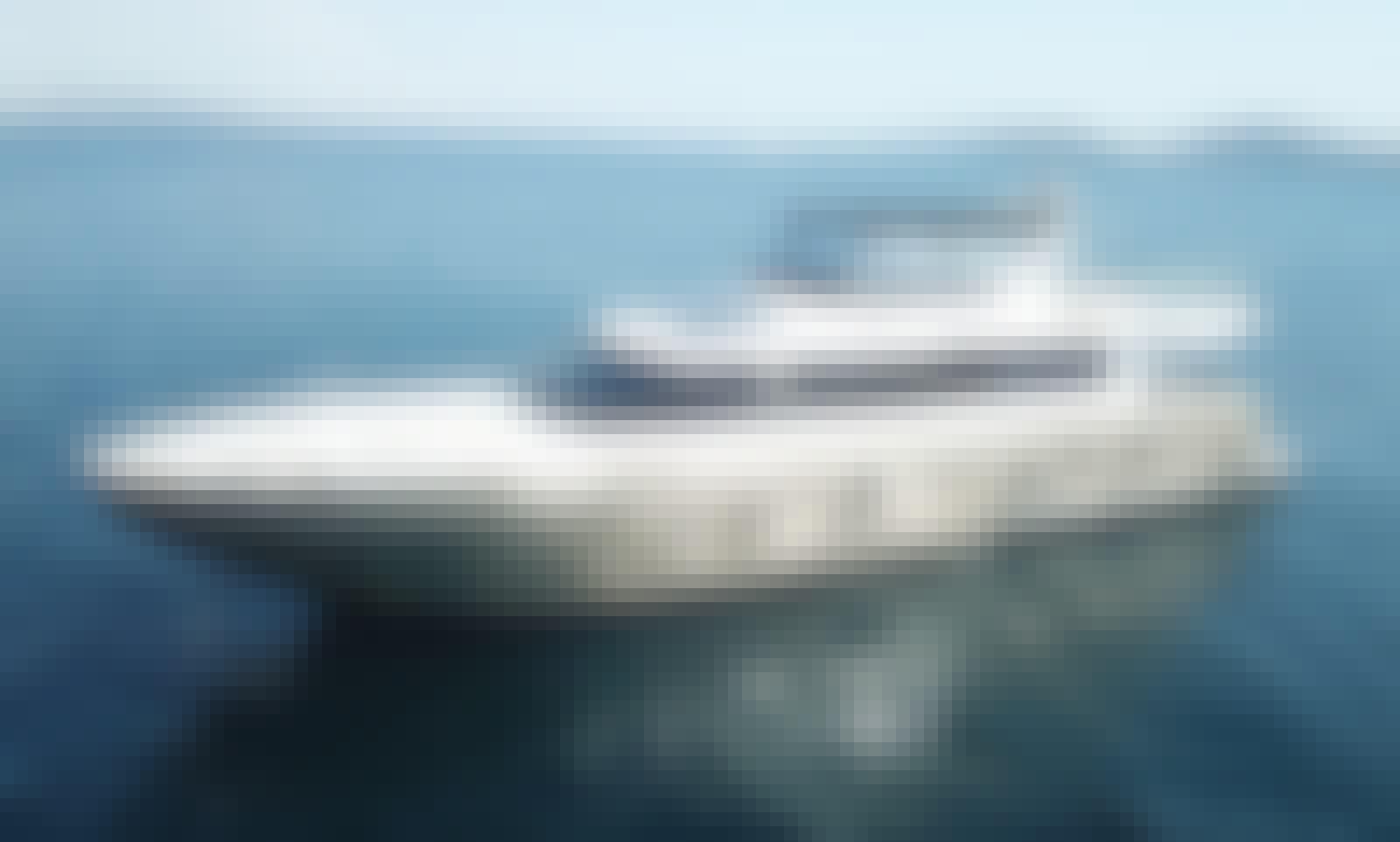 Luxury 88' Motor Yacht Charter in İstanbul, Turkey
