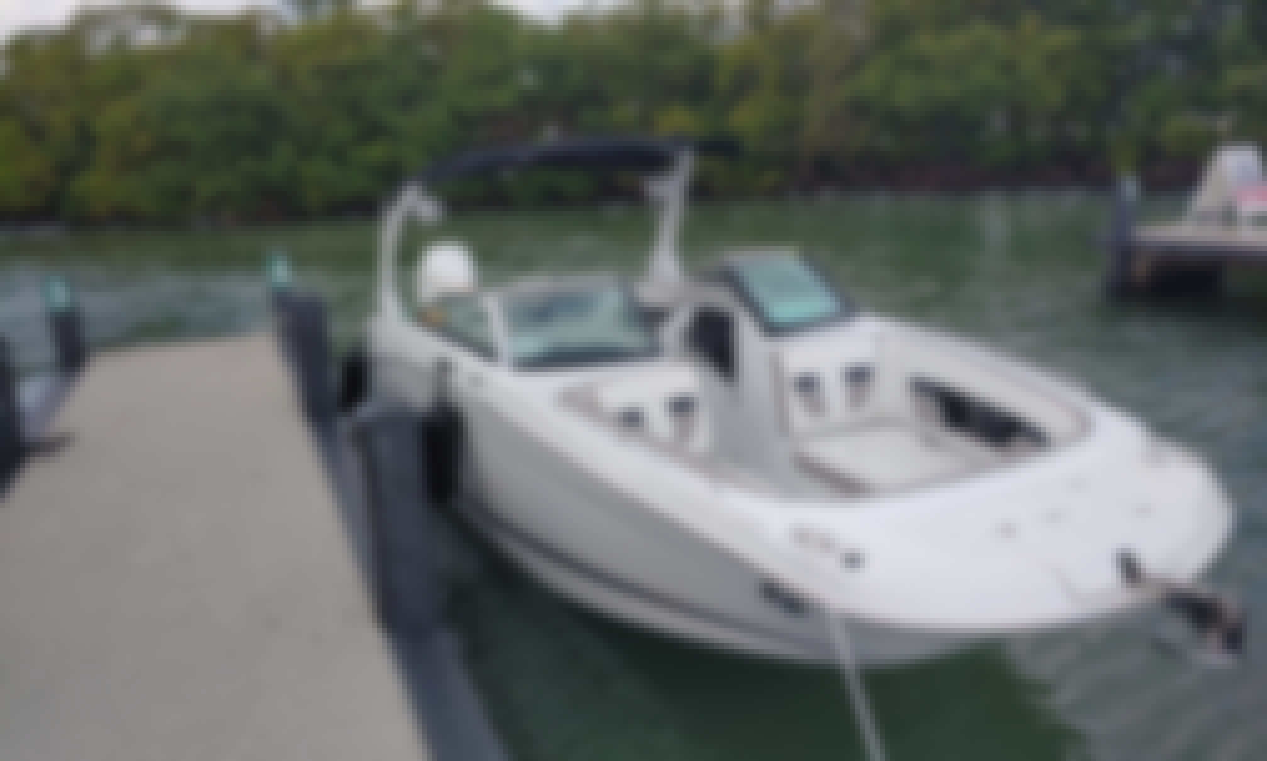 Boat Miami - FAST, FUN, PARTY on this 2021 27' Four Winns