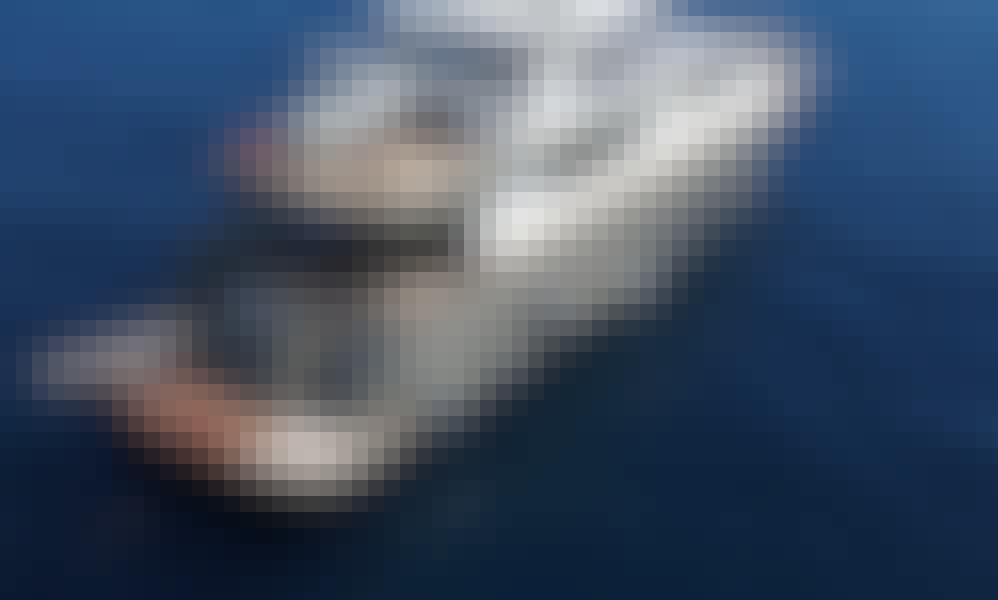 San Lorenzo SL 82 Motor Yacht Charter in Muğla, Turkey