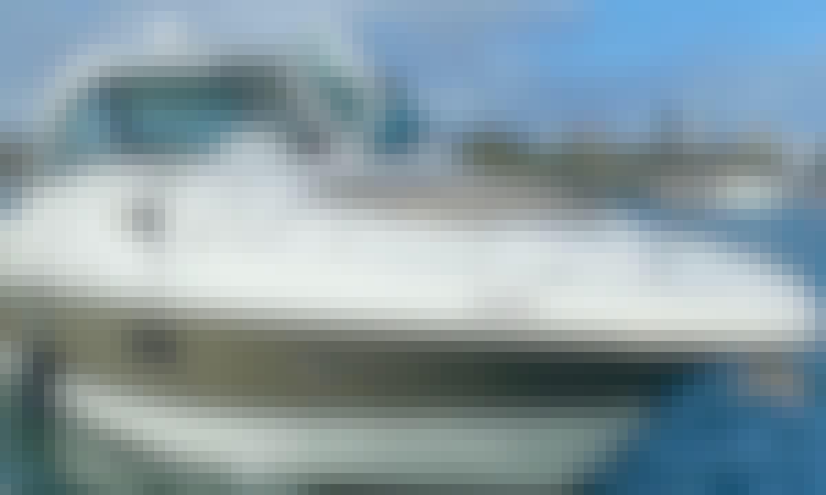 42' Freedom Boat Beautiful for Miami Beach Bay Area