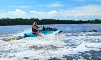 Free-Roam Jet Ski Rental in Fort Myers Beach and surrounding area
