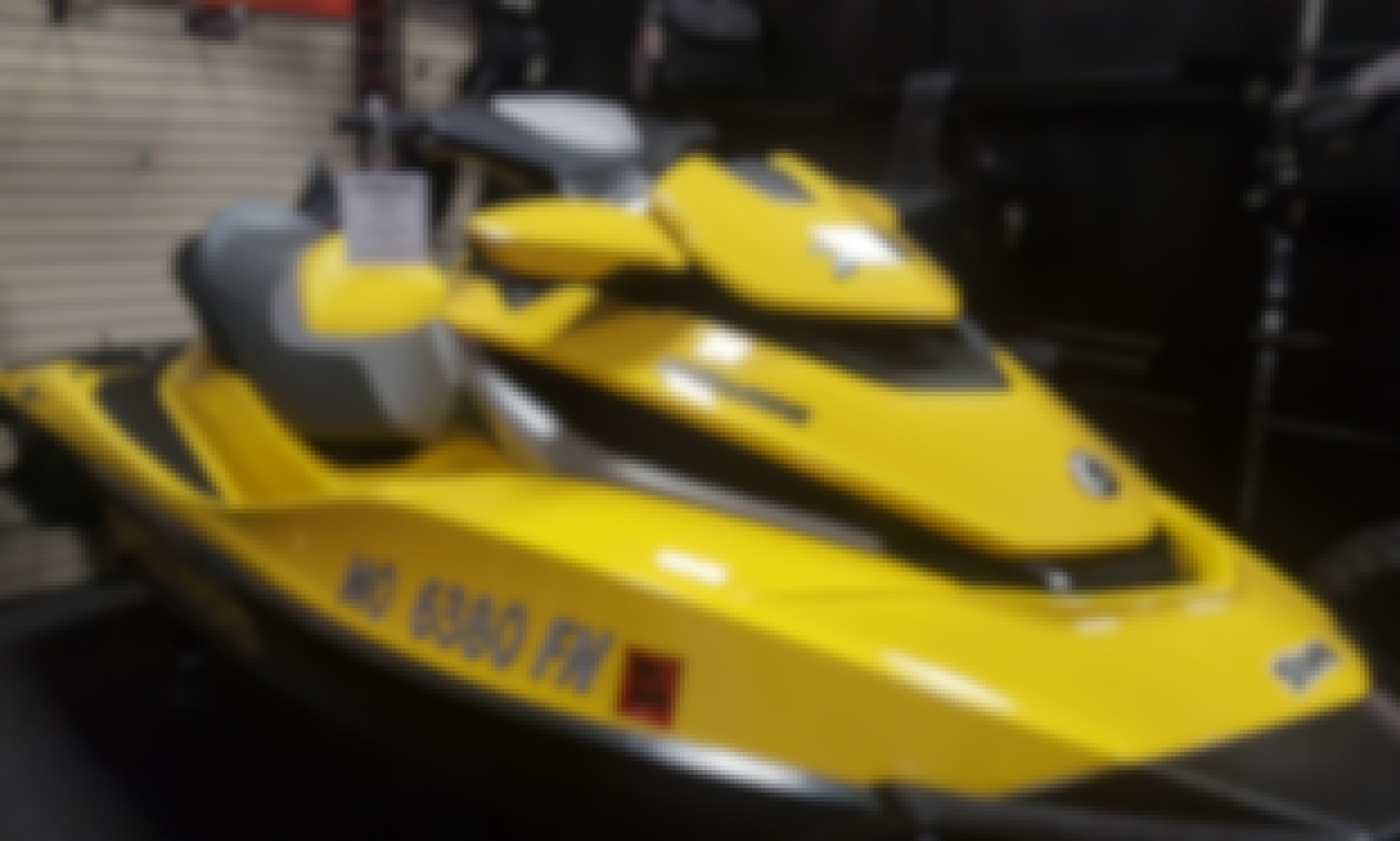 Two SeaDoo Jet Ski For Rent In Branson, Missouri
