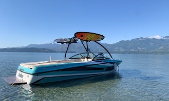 Malibu Wake Surf Boat for Rent!! Wake Surfing & Watersports in Surrey!